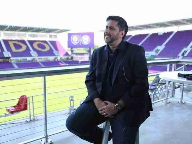 A compra do Orlando City e a contratação de Kaká