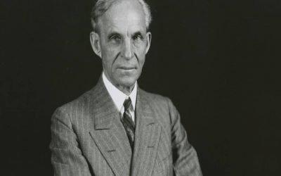 Henry Ford – A personificação perfeita da liderança positiva!